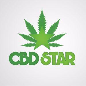 CBD Star Logo